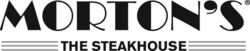 Corporate Logo for Morton's The Steakhouse