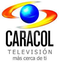 Logo Caracol Televisión 2008-2012