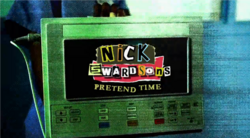 Nick Swardson's Pretend Time title card