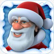 Talking Santa App Icon
