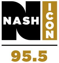 WSM-FM 95.5 Nash Icon