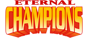 Eternal Champions US Logo
