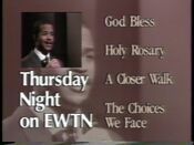Thursday Night on EWTN