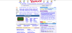 Yahoo Website 2003