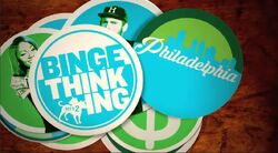 Binge Thinking Philadelphia