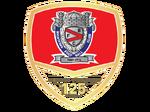 Brentford FC logo (125th anniversary)