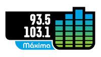 Maxima 93.5 103.1 logo