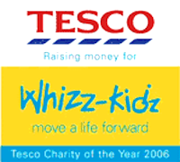 Tesco Charity of the Year 2006