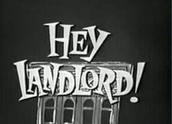 Hey landlord!
