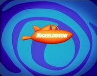 Nickelodeon Areoplane ID (1999)