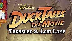 Ducktales the movie DVD logo
