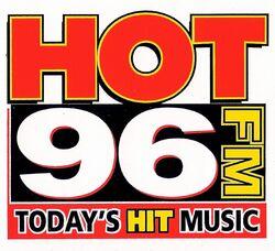 Hot 96 FM WSTO