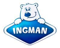 Ingman Ice Cream logo