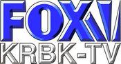 KRBK logo