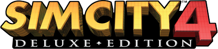 File:SimCity 4 Deluxe logo.png