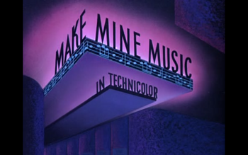 Make Mine Music Logo 1946