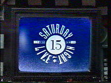 Saturday Night Live Video Open From September 29, 1990