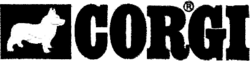 Corgi logo 1976
