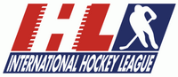 International Hockey League logo (1992-2001)