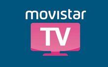 Movistar TV (Logo 2014)