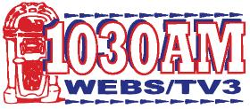 WEBS 1030AM logo