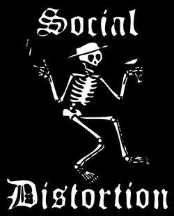 Social distortion logo