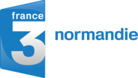 France 3 Normandie logo 2008