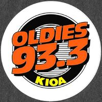 KIOA Oldies 93.3