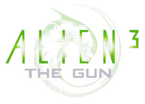 Alien 3 The Gun Logo