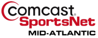 Comcast SportsNet Mid-Atlantic logo