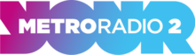 Metro Radio 2 logo 2015