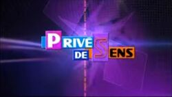 Prive De Sens Intertitle