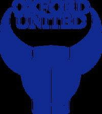 Oxford United FC logo (1987-1993, 1994-1996)