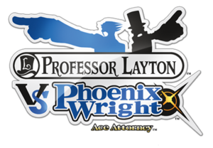 Layton VS PW logo
