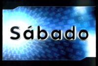 Globo Promos Saturday 2001-2002