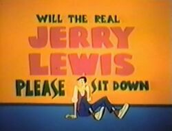 Will the Real Jerry Lewis Please Sit Down title 1970-500x381