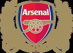 Arsenal FC logo (125th anniversary)