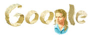 Google Agnieszka Osiecka's 77th Birthday (Poland)