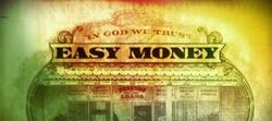 Easy Money series title