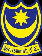 Portsmouth FC logo (1989-1993, 1997-2008)