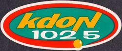 KDON 102.5