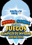 Logo ES - Mario & Sonic Wii U