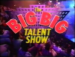 The Big Big Show Title