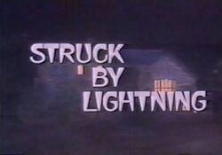 Struck By Lightning TV Title CBS 1979-500x349