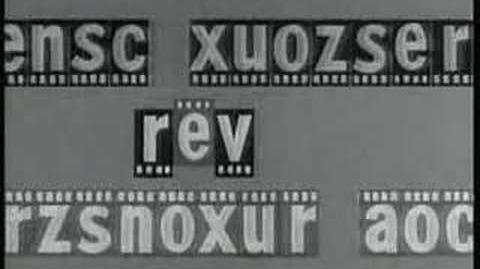 Revue Studios Logo With A Sto-Rev Co