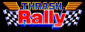 Thrash Rally Logo