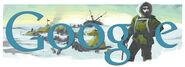 Google Ernest Shackleton's Birthday