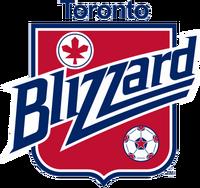 Toronto Blizzard ogo