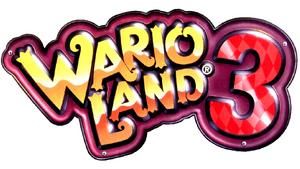 Wario Land 3 Logo
