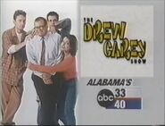 Alabama's ABC 33-40 promo The Drew Carey Show in 1996